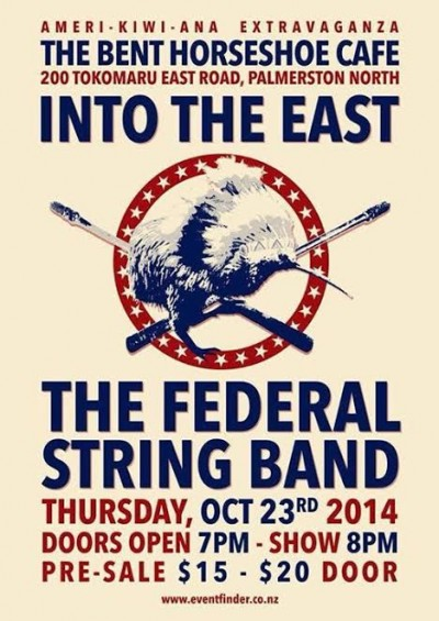 Into The East & The Federal String Band