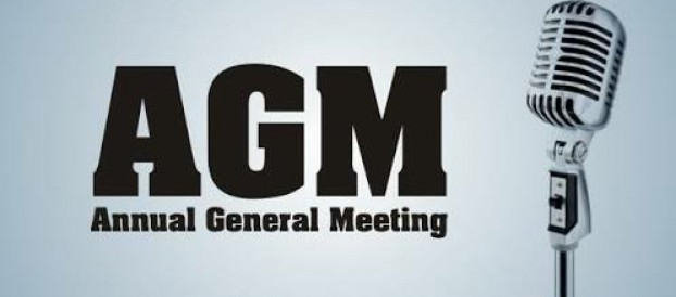 AGM scheduled August 27 7:00 PM