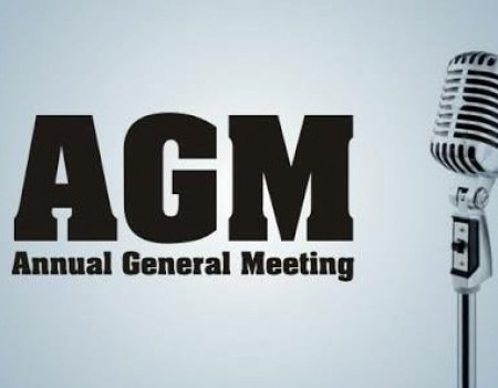 AGM – 2nd August 2019