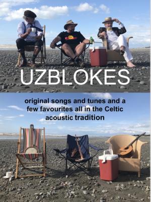 UZBLOKES on May 14